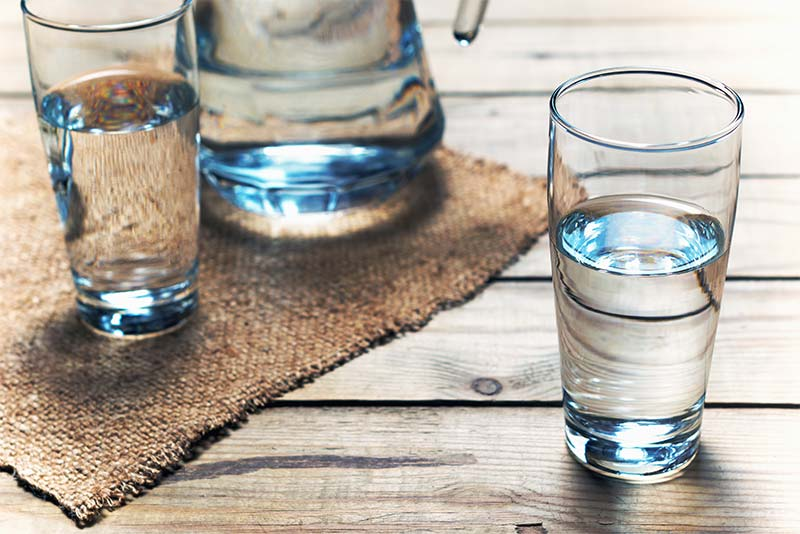 Wasser hilft, die mentale Leistungsfähigkeit aufrecht zu erhalten