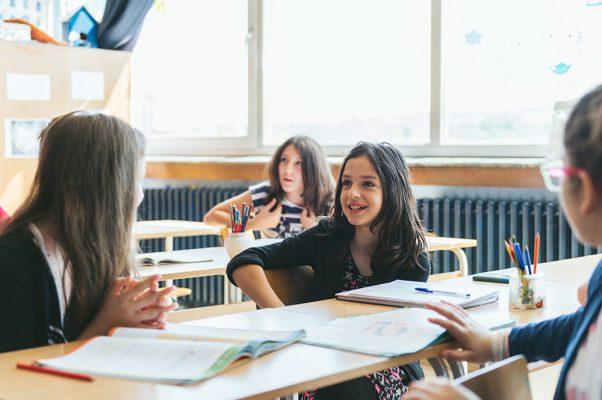 ADHS Schule Kinder